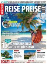 REISE & PREISE – 06 Juli 2021