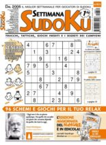 Settimana Sudoku – 14 luglio 2021