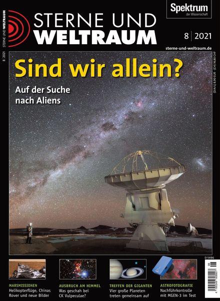 Spektrum – Sterne und Weltraum – 09 Juli 2021