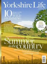 Yorkshire Life – August 2021