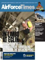 Air Force Times – 12 July 2021