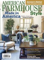 American Farmhouse Style – August 2021