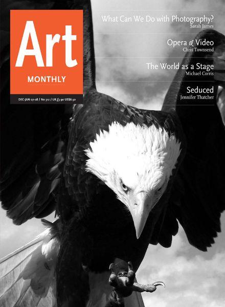 Art Monthly – Dec-Jan 2007-08