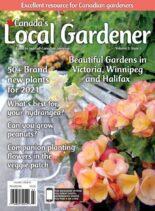 Canada's Local Gardener – April 2021