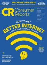 Consumer Reports – August 2021