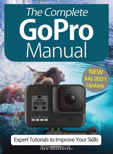 GoPro Complete Manual – July 2021