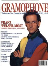 Gramophone – March 1993