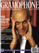 Gramophone – October 1992