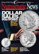 Numismatic News – June 22, 2021