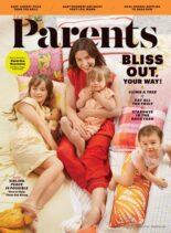 Parents – August 2021