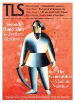 The Times Literary Supplement – 13 May 2016