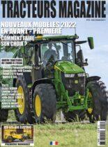 Tracteurs Magazine – Juillet-Septembre 2021