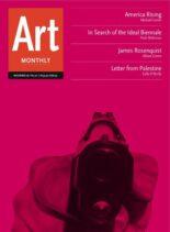 Art Monthly – November 2006