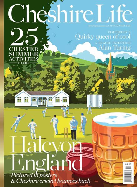 Cheshire Life – August 2021