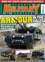 Classic Military Vehicle – Issue 243 – August 2021
