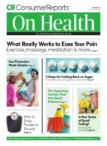Consumer Reports on Health – August 2021