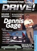Drive! – Issue 385 – September 2021
