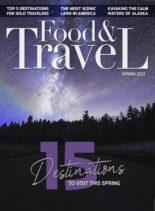Food & Travel – Spring 2021
