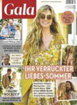 Gala Germany – 22 Juli 2021
