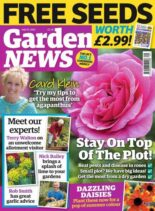 Garden News – 20 July 2021