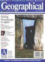 Geographical – June 1992