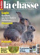 La Revue Nationale de la Chasse – aout 2021