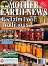 Mother Earth News – August-September 2021