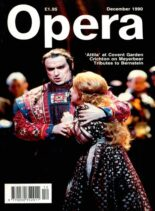 Opera – December 1990