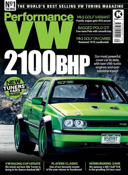 Performance VW – September 2021