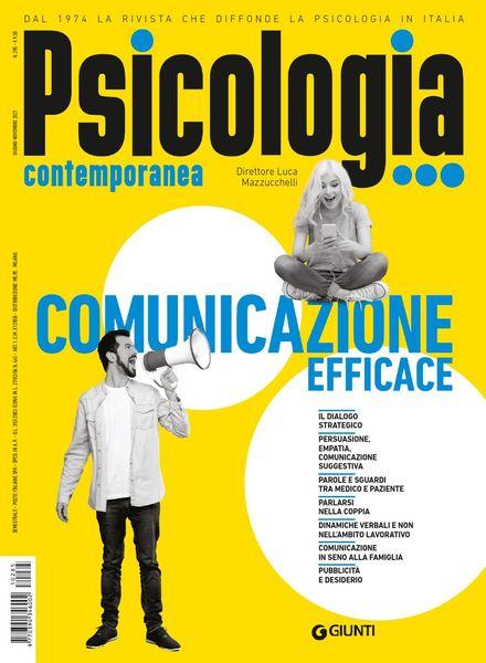 Psicologia Contemporanea – Giugno-November 2021