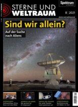 Sterne und Weltraum – August 2021