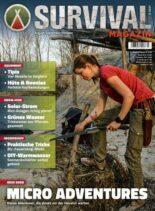 SURVIVAL Magazin – August 2021