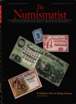 The Numismatist – September 1993
