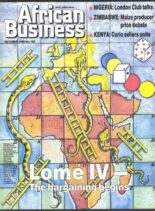 African Business English Edition – October 1988