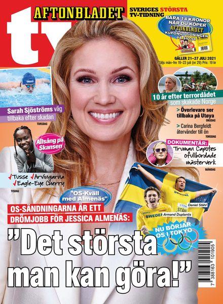 Aftonbladet TV – 19 juli 2021