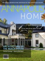 Annapolis Home – July-August 2021