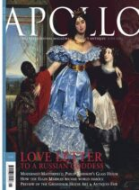 Apollo Magazine – June 2007