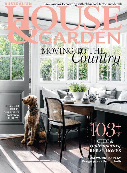 Australian House & Garden – August 2021