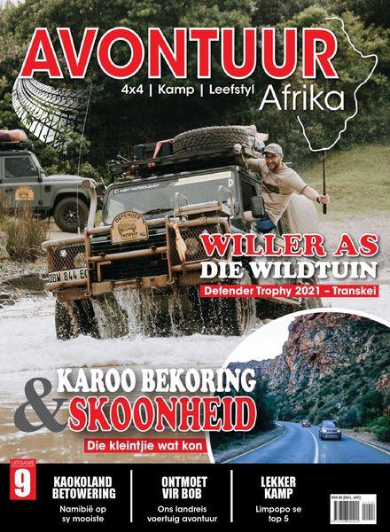 Avontuur Afrika – Julie 2021