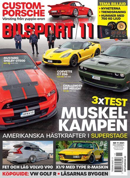 Bilsport – 22 juli 2021