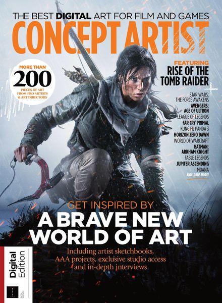 Concept Artist – July 2021