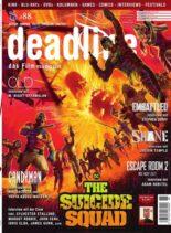 Deadline – Juli-August 2021