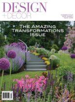 Design + Decor CT-NJ-NY – Volume 18 Issue 4 2021