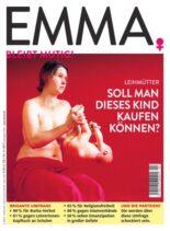 Emma Germany – Juli-August 2021