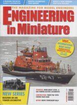 Engineering in Miniature – November 2009