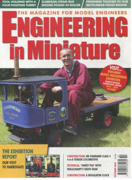 Engineering in Miniature – October 2009