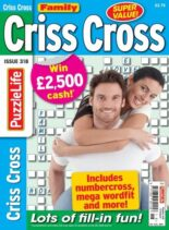 Family Criss Cross – July 2021