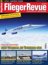 FliegerRevue – August 2021