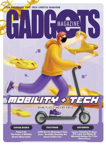 Gadgets Magazine – July 2021