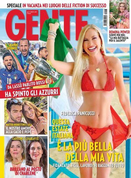 Gente Italia – 24 luglio 2021